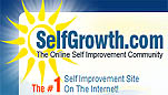 Self Growth Spirituality - Logo & Link to Website